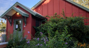 Nick Peckham's Eco Schoolhouse in Columbia, Missouri